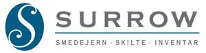 Surrow | Smedejern, skilte & inventar